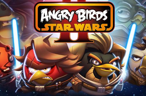¡30 nuevos niveles para Angry Birds Star Wars II!