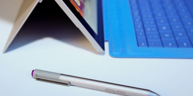 Microsoft Surface Hub: calibra el lápiz de tu Surface Pro 3