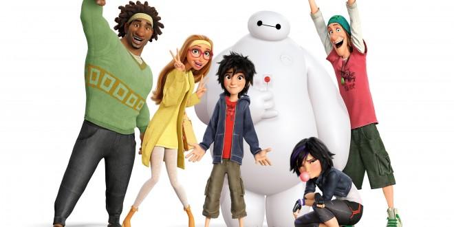 Lo último de Disney, 6 Héroes, aterrizará en forma de juego el próximo Noviembre en Windows Phone