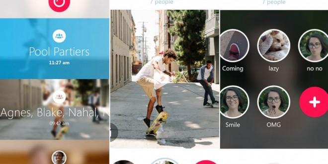 Skype Qik: conversar con tus amigos mediante vídeos nunca fue tan sencillo en tu Windows Phone