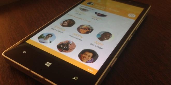 Swarm, la app de FourSquare para quedar con tus amigos, se actualiza con algunas novedades