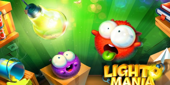Lightomania, un sensacional rompecabezas a lo Cut the Rope para tu Windows Phone