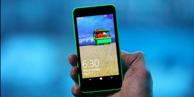 La ganga de la semana: Lumia 635 libre con Movistar a 129€