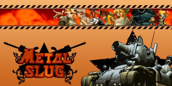 Metal Slug: un clásico entre los clásicos en tu Windows Phone.