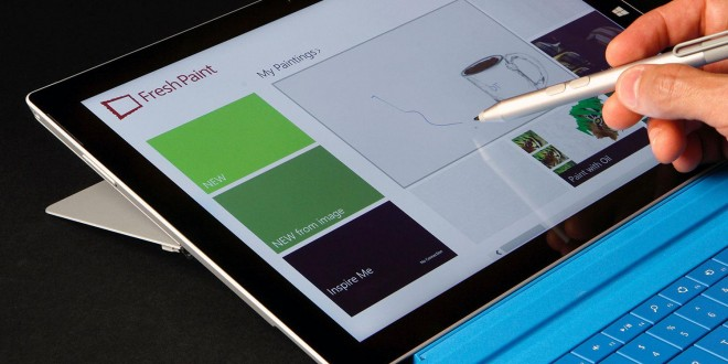 La Surface Pro 3 recibe una pequeña aunque importante actualización