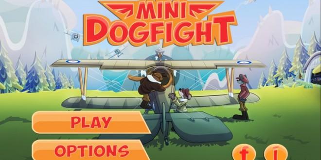 Conviértete en un curioso piloto de combate con Mini Dogfight