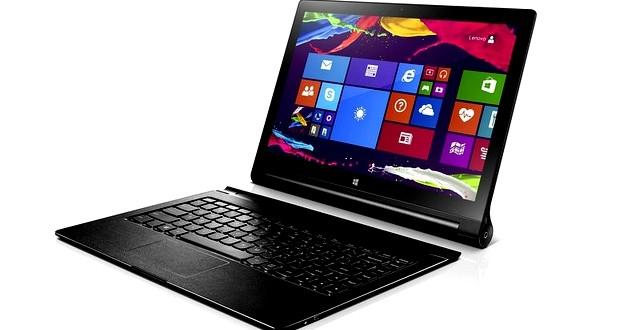 Lenovo sorprende anunciando la nueva tablet Yoga 2 con 13.3 pulgadas