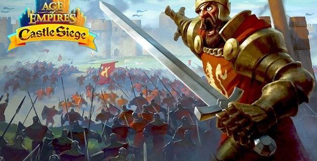 Age of Empires: Castle Siege se actualiza con una corrección masiva de bugs y mejoras jugables