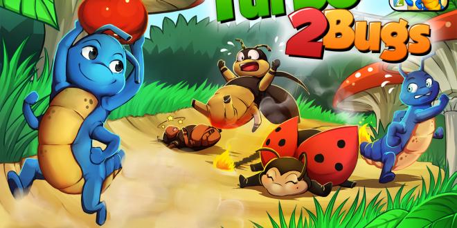 Turbo Bugs, un divertido juego para los más peques de la casa