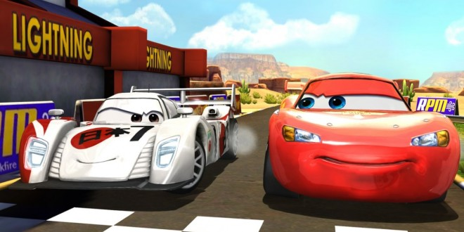Cars: Rápidos como el rayo, muy pronto en Windows Phone