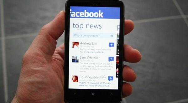 Facebook para Windows Phone recibe una actualización que mejora significativamente su rendimiento