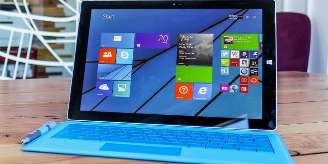 La Surface Pro 3, galardonada como mejor tablet de 12 pulgadas en el WMC de Barcelona