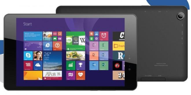 Miia sorprende con otro dispositivo Windows Phone. Hoy ha anunciado la Miia Tab 8
