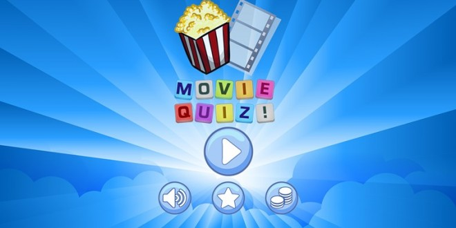 Demuestra lo cinéfilo que eres con Movie Quizz para Windows Phone