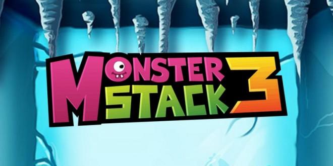 Monster Stack 3: Vuelve otro de los juegos de física más adictivos en Windows Phone