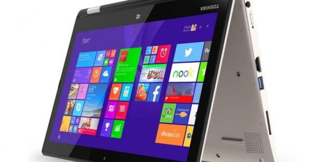 Toshiba anuncia por sorpresa Radius 11, su nueva tablet híbrida con Windows 8.1