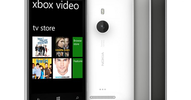 Xbox Video para Windows Phone recibe una nueva actualización