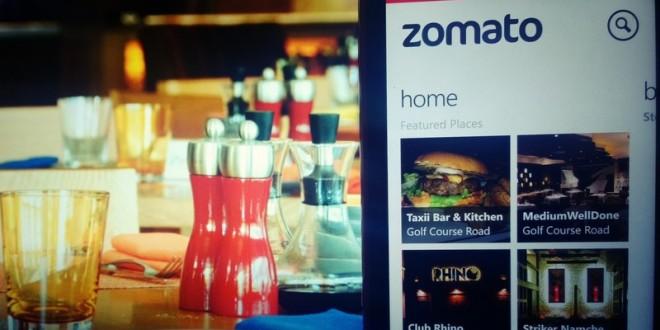 Zomato, la red social sobre restaurantes por excelencia, recibe una radical actualización con importantes novedades