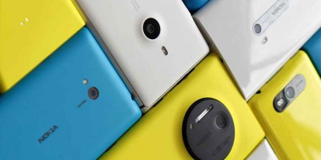 Microsoft ya está en la fase final de desarrollo de cuatro smartphones y con el nuevo 1320 como protagonista