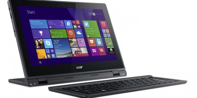 Acer pondrá a la venta su nuevo All in One Switch de 12 pulgadas el próximo mes de Diciembre