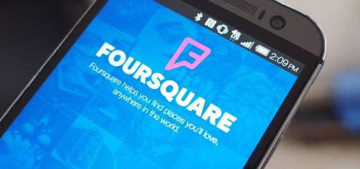 Foursquare se actualiza con un cambio de diseño y todas las novedades de la versión Beta
