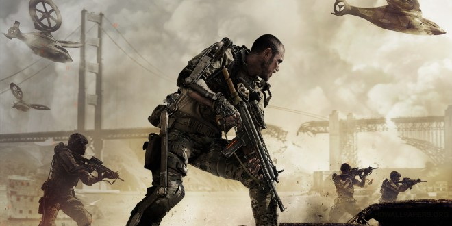 La aplicación complementaria para Call of Duty: Advanced Warfare ya está disponible en la Windows Phone Store