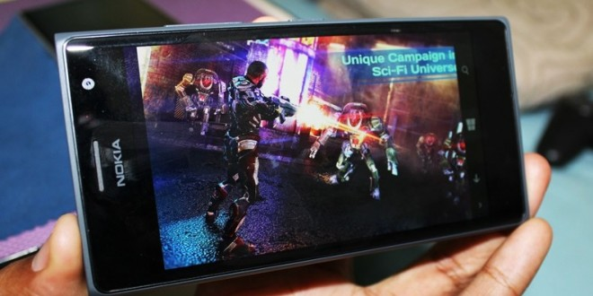 Salva a la humanidad de las máquinas en Dead Earth: Trigger Man para Windows Phone