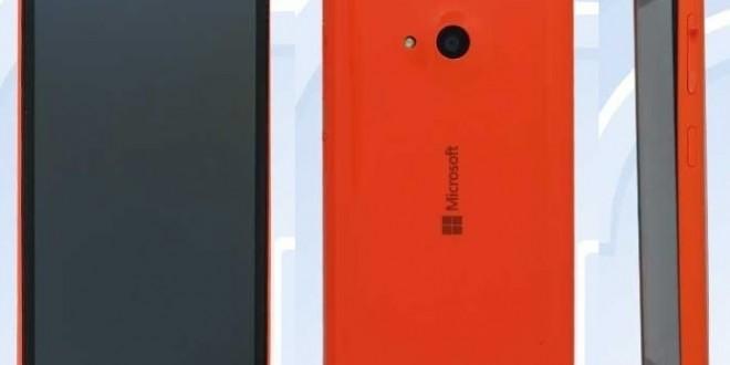 Se filtran imágenes de un nuevo Microsoft Lumia de gama baja