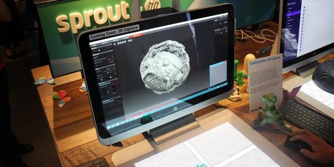 HP nos explica con más detalle cómo funciona Sprout, su nuevo PC all in One