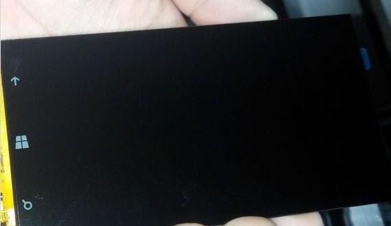 Se filtran imágenes de un más que posible sucesor del Lumia 930