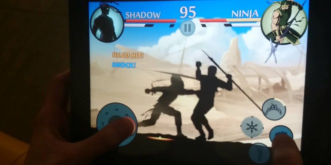 Lucha entre las sombras con Shadow of Fight 2 para Windows Phone