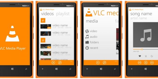 VLC Beta para Windows Phone se actualiza con nuevos temas, soporte para 720p y de indexado de música