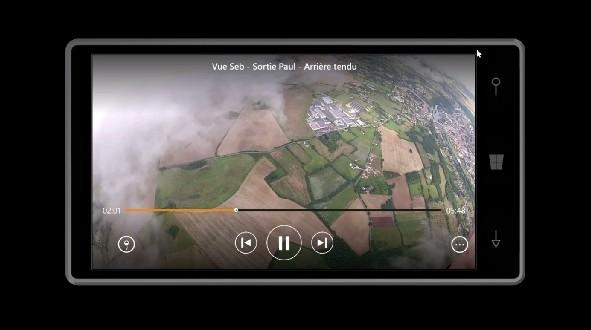 Un nuevo vídeo nos muestra cómo se comportará VLC en Windows Phone