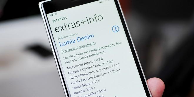 Lumia Denim llega a China vía OTA. Habrá que esperar algo más en Europa
