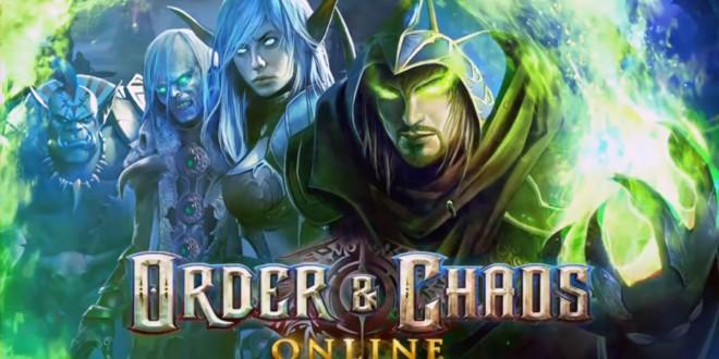 El RPG masivo Order & Chaos ya es gratuito y se actualiza con muchas novedades