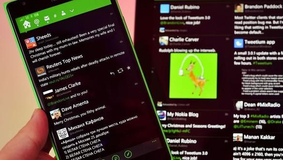 El mejor cliente de Twitter, Tweetium, ya está disponible de manera oficial en Windows Phone