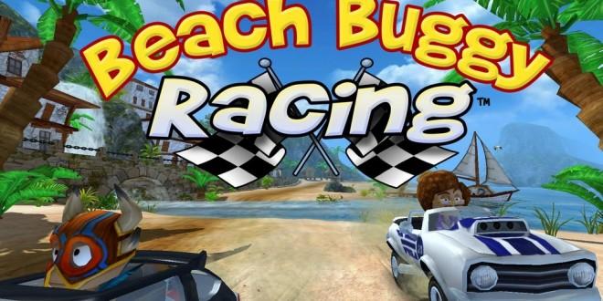 Beach Buggy Racing se actualiza con nuevos circuitos, modos y otras novedades