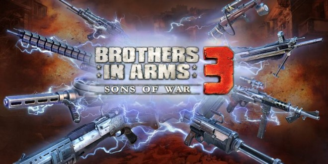Brothers in Arms: Sons of War ya está disponible de manera gratuita en Windows Phone