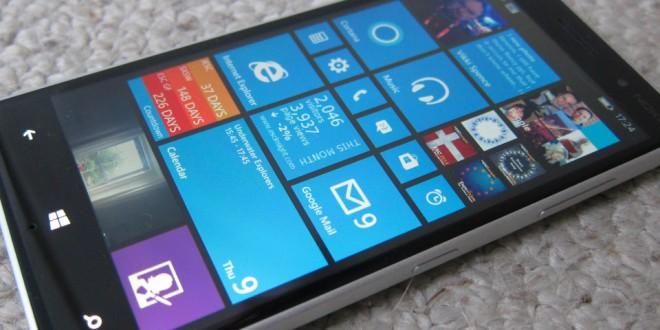 Lumia Denim va llegando a Europa. Vodafone España ya lo hace vía OTA a los Lumia 625