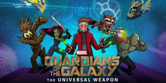 Guardianes de la Galaxia: The Universal Weapon, a precio de ganga para nuestro Windows Phone