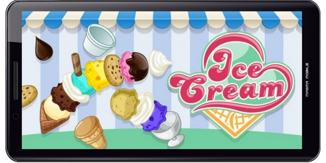 Conviértete en el mejor heladero del mundo con Ice Cream para Windows Phone
