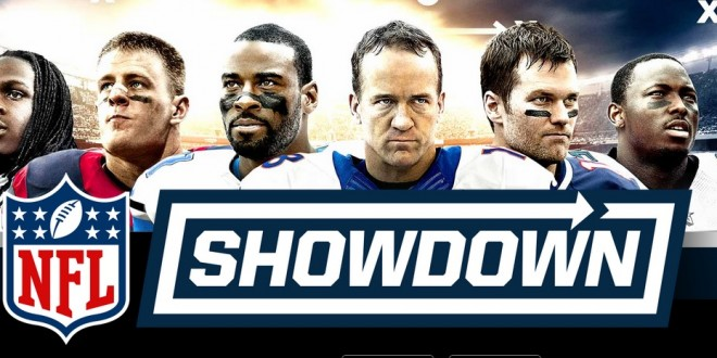Lleva a tu equipo a la Superbowl con NFL Showdown para Windows Phone