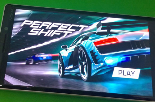 Perfect Shift, aire Need for Speed en tu Windows Phone