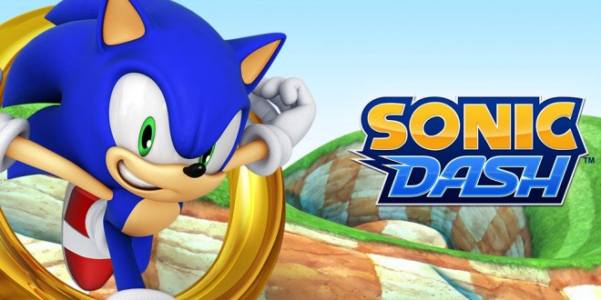 Sonic Dash ya está disponible en la store de Windows Phone