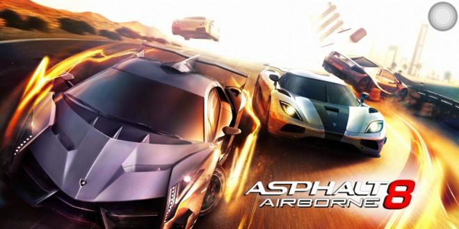 Asphalt 8: Airborne para Windows 8.1 se actualiza con soporte para Xbox Live, más vehículos y nuevos circuitos