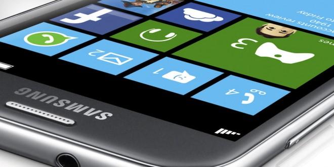 Samsung no abandonará Windows Phone y está desarrollando un nuevo terminal para finales de este año