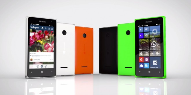 Windows 10 podrá ser instalado en dispositivos de gama baja como el Lumia 532
