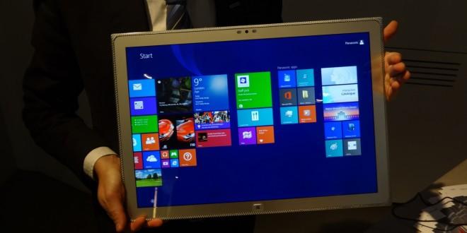 La nueva tablet profesional 4k de Panasonic te enamorará…hasta que descubras su precio