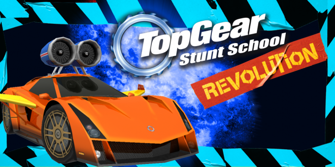 Demuestra lo buen piloto que eres con Top Gear Stunt School para Windows Phone