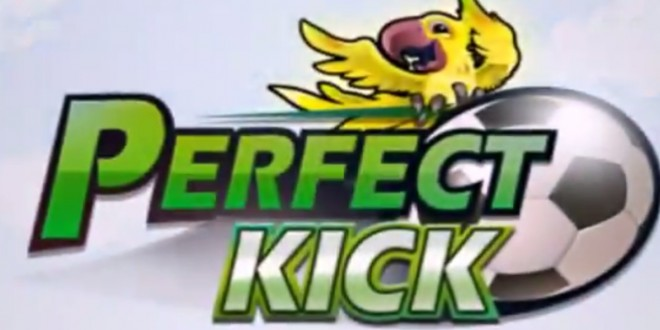 Conviértete en un maestro de los penaltis con Perfect kick para Windows Phone
